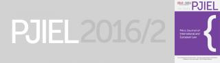 PJIEL – 2016/2