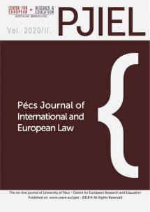 PJIEL Vol. 2020/II.